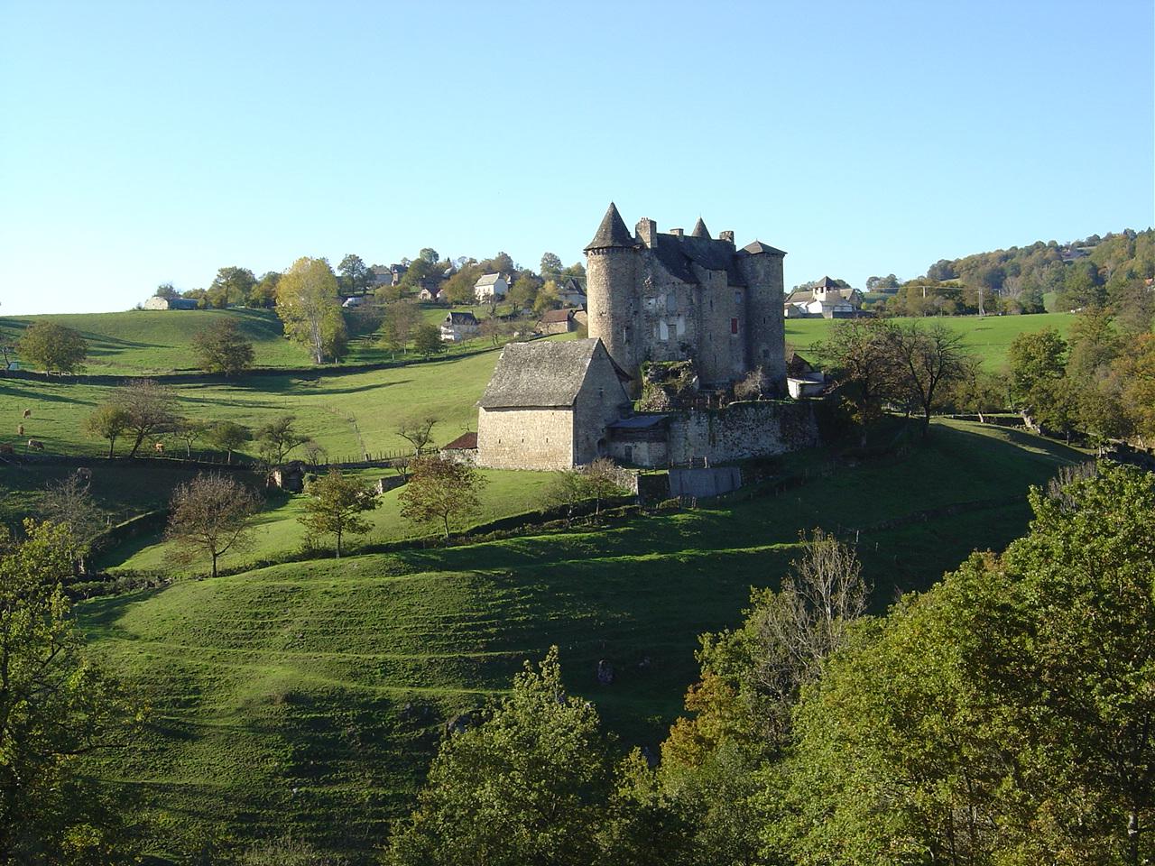Château de Sénezergues