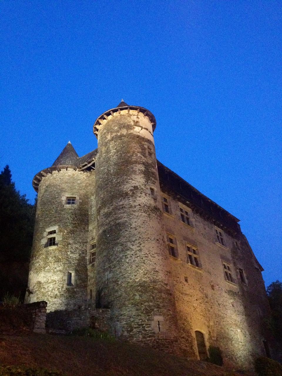 Vieillevie Château